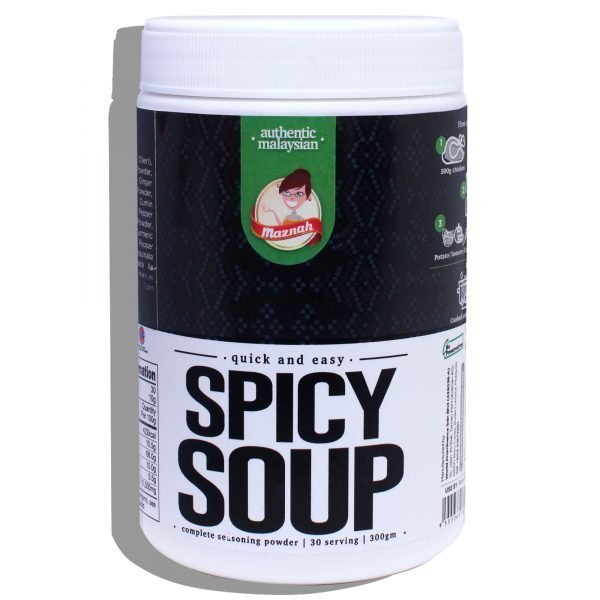 Spicy Soup (Canister)