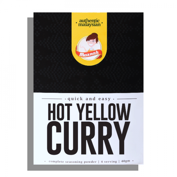 Hot Yellow Curry