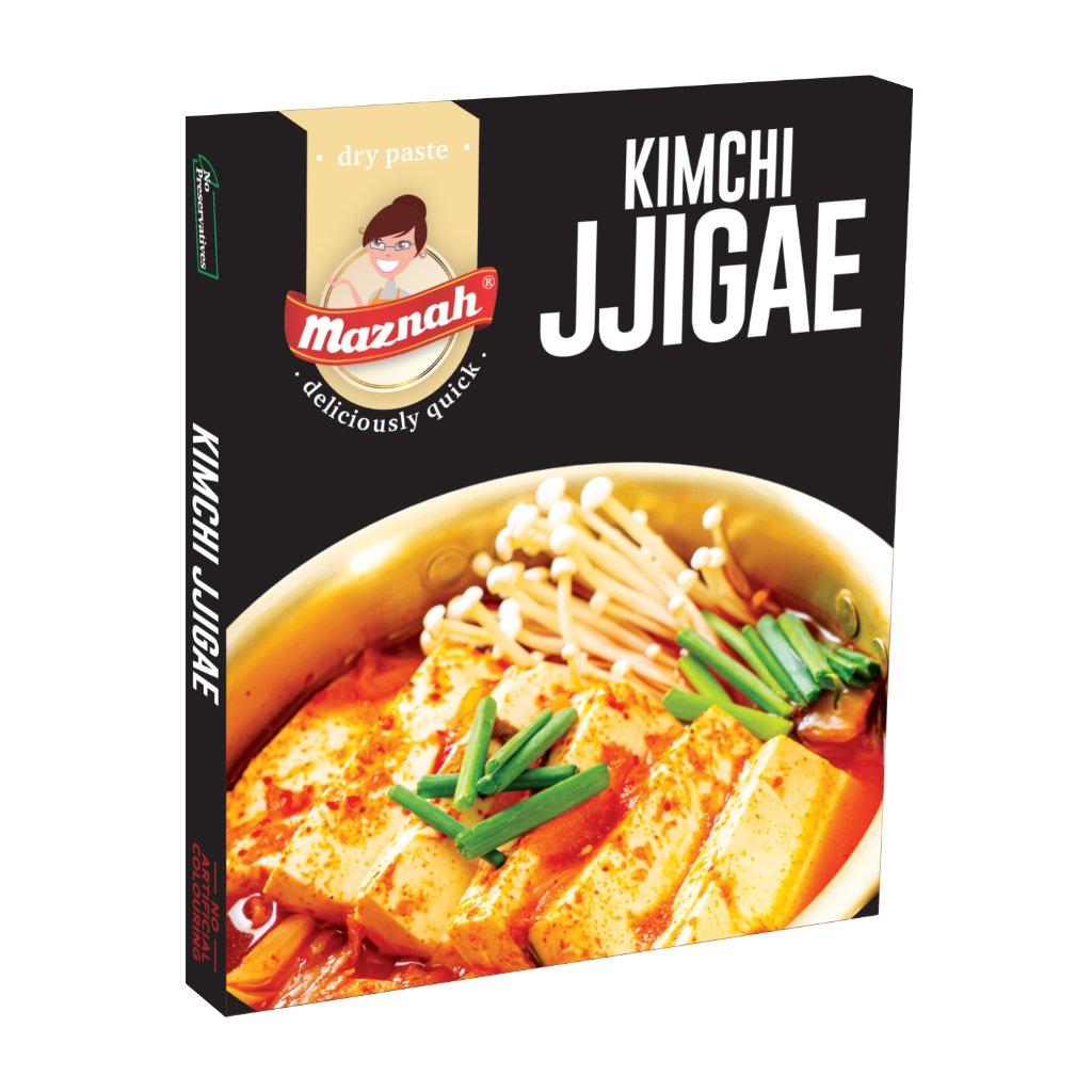 (NEW) Kimchi Jjigae