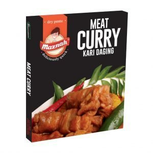 (NEW) Meat Curry