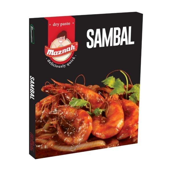 (NEW) Sambal