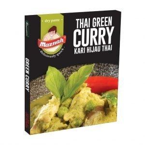 (NEW) Thai Green Curry